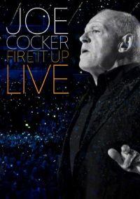 Cover Joe Cocker - Fire It Up - Live [DVD]